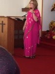Sharing about World Missions trips to India and the mission work there.