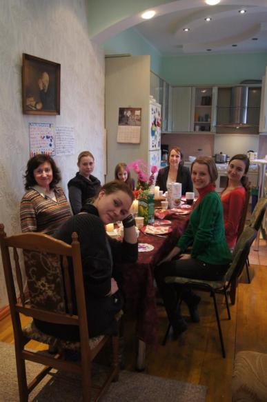 LadiesValentineLunch