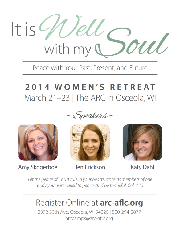 2014 Women's Retreat